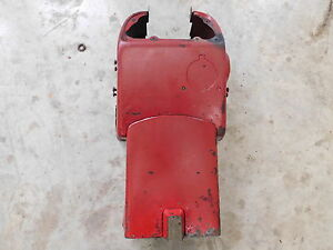 Ih Farmall 400 450 Dash Assembly With Ta Emblems Antique Tractor