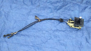 2006 Accord Manual Shifter Boot Cables 6 Speed Oem Honda 2007 2005 2004 2003