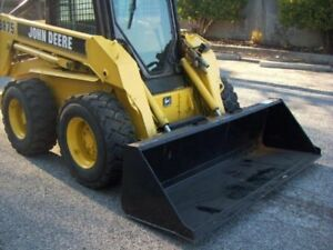 1998 John Deer 8875 Skid Steer 0404 1686 Hrs