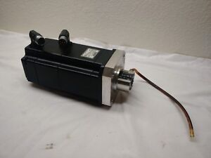 Siemens Brushless Servo Motor 1fk7063 5af71 1th0 Pulled From A Cleanroom Robot