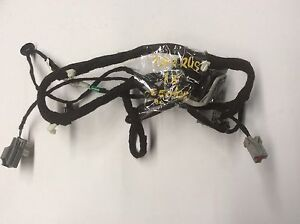 11 12 13 Ford Taurus Center Console Line In Wire Wiring Harness Antenna Oem T