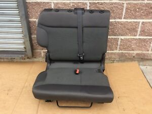 14 15 16 Fiat 500l Rear Right Seat Without Headrest Oem E