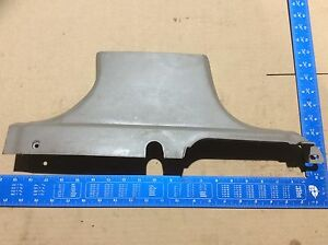 02 03 04 05 Land Rover Freelander Left Center Lower Pillar Trim Panel Cover A