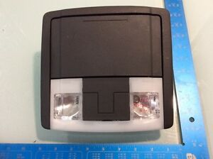11 13 Ford Explorer Overhead Console Dome Light Domelight Compartment Oem V