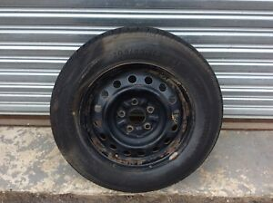 02 03 04 05 06 Toyota Camry Wheel Rim 15x6 1 2 And Tire Prometer 205 65r15 E 2