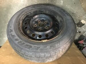 02 03 04 05 06 Toyota Camry Wheel Steel Rim 15 W Integrity Tire 205 65 R15 R