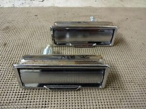 1968 1969 1970 Buick Riviera Riviera Gs Rear Ash Tray And Lighter Assemblies