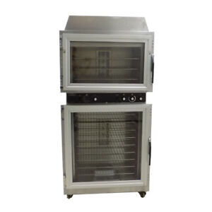 Duke Ahp0 6 18 Stainless Bakery Bread Convection 3 pan Oven 9 pan Proofer