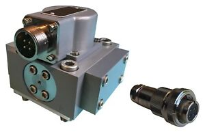 Hydraulic High Response Servo Valve 17gpm 3000psi Compare To Moog G761