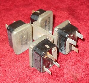 1970 1971 1972 1973 Cougar Xr7 Eliminator Orig Sequential Turn Signal Relay Pack