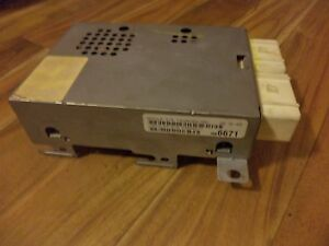 1997 Grand Caravan Voyager Town Country Body Control Module Bcm 4686671