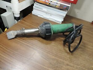 Leister Ch 6060 Heat Gun Hot Air Blower Triac S