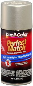 Duplicolor Ebcc04027 Driftwood Satin Metallic Chrysler Perfect Match Auto Paint
