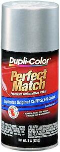 Duplicolor Ebcc03387 Radiant Silver Metallic Chrysler Perfect Match Auto Paint
