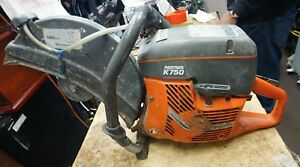 Husqvarna Partner 14 K750 Concrete Cement Cut Off Saw Used Free Shipping