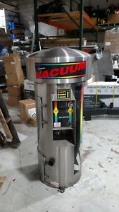 Car Wash gas Station J E Adams Model 9213 Coin Operated Super Dome Vacuum