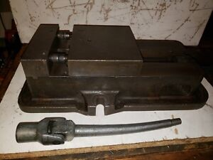 Kurt Anglock 6 Inch Mill Vise Model D 60