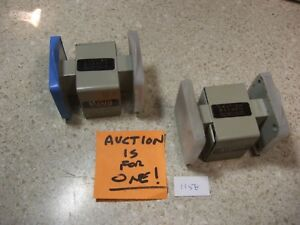 3dbm 905wi90 Waveguide Isolator 8 5 9 6 Ghz Used