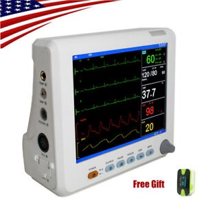 Multi parameter Portable Icu Ccu Monitor Patient Monitor Monitoring Icu Ccu