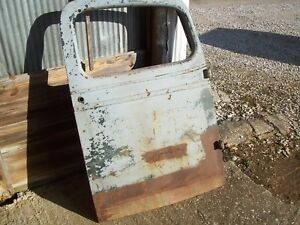 1937 1938 Chevy Truck Pass Side Door 37 38 Gasser Drag Farm Jalopy Rat Rod Hot