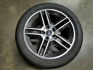 2010 2012 Ford Mustang Shelby Gt500 Svt Wheel Rim Tire 18x9 5 Toyo