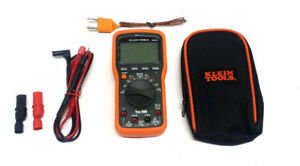 New Klein Tools Mm2300 Electrician s hvac Multimeter