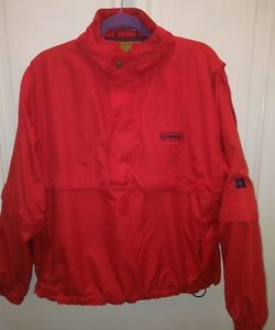 Ansul Fire Suppression System Jacket Size Small Vintage In Good Condition