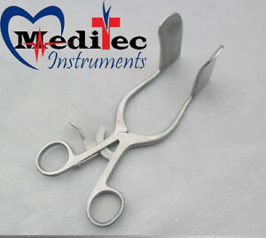 Rigby Vaginal Retractor 6 75 Surgical Instruments