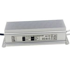 Led Driver Transformer Ip67 Waterproof Outdoor Power Supply Dc 12v