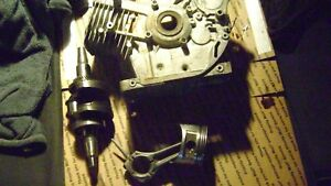 Generac Gp5500 Parts Engine Block Crankshaft And Piston