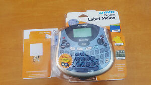 The Best Dymo Letratag Plus Lt 100t Labelmaker B w Direct Thermal Roll