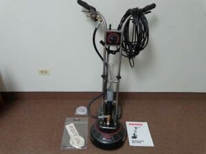 Practically New Rotovac 360i Carpet Cleaning Extractor Machine used Only 3 Times