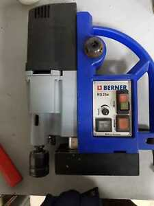 Ruko Rs 25 Berner Rs25 E Magnetic Drill Equipment
