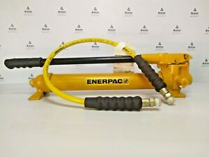 Enerpac P 39 Single Speed Hydraulic Hand Pump