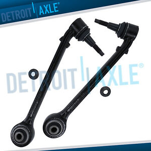2010 2011 2012 2015 Chevy Camaro Front Lower Rearward Control Arms Ball Joints