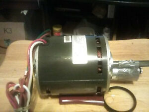Ac Electric Motor By Us Motor 115v 1ph 1hp W starter Cap