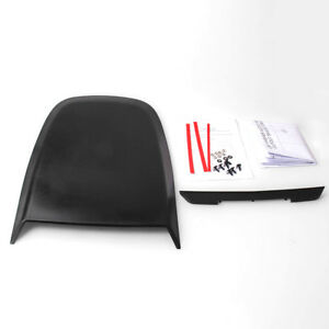 Cover Hood Scoop Abs Black For 2005 09 Ford Mustang Gt V8 Racing Air Inlet Q3p5t
