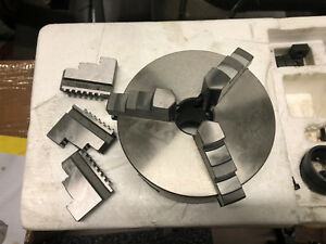 New 5 Chuck 1 1 2 X 8 Thd 9 South Bend Lathe Chuck