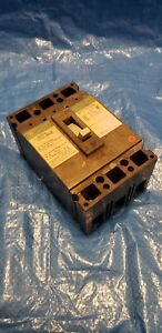 General Electric Ted134050wl 3 Pole 50 Amp Circuit Breaker 480vac