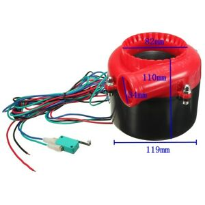 Universal Car Electronic Turbo Blow Off Valve Fake Dump Boost Valve Analog Sound