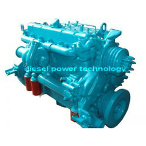 International navistar Dt466 Remanufactured Diesel Engine Extended Long Block