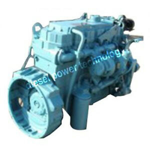 International navistar Dta466e Remanufactured Diesel Engine Long Block