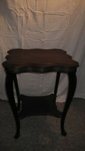 Antique Victorian Plant Stand Table