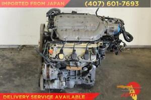 2003 2004 2005 2006 2007 Honda Accord Engine Motor J30a 3 0l V6 Jdm Low Miles