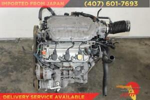 2003 2004 2005 2006 2007 Jdm Honda Accord J30a 3 0l V6 Complete Engine Motor