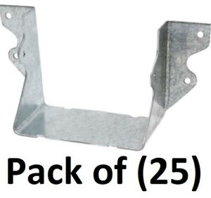 25 Simpson Strong Tie U44 4 X 4 Galvanized Face Mount Joist Hanger