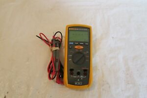 Fluke 1507 Digital Multimeter Insulation Resistance Tester Good Condition 1