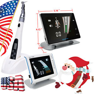 Dental Led Motor Endodontic Handpiece 2 Models Woodpecker Style Apex Locator