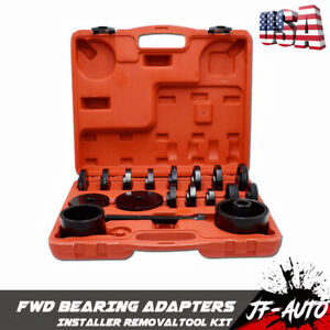 Ball Joint Separator Pitman Rod Puller Tool Kit For 6pc Front End Service