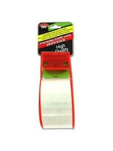 Packing Tape With Dispenser available In A Pack Of 24